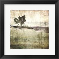 Framed Forest Glimpse IV
