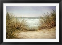 Framed Sea Grasses 1