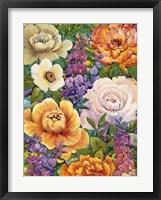 Flower Bouquet I Framed Print