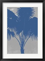 Chromatic Palms VI Framed Print