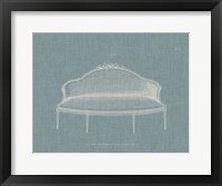 Framed Hepplewhite Sofas III