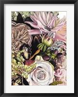 Spring Floral Bouquet II Framed Print