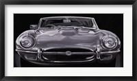 European Sports Car I Framed Print