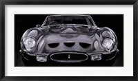 European Sports Car II Framed Print