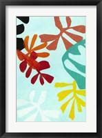 Tropicalia I Framed Print