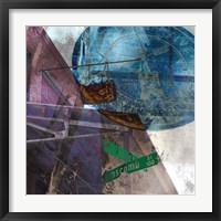 Vickery Bars - Ft. Worth Framed Print