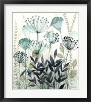 Allayed Floral II Framed Print