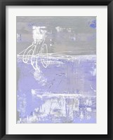 Valley Mist I Framed Print