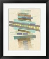 Balancing I Framed Print