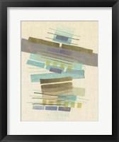 Balancing II Framed Print