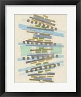 Balancing IV Framed Print