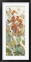 Renew Triptych I Framed Print