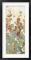 Renew Triptych II Framed Print