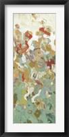 Renew Triptych III Framed Print