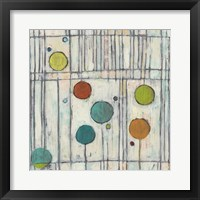 Arpeggio IV Framed Print