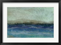 Inlet View II Framed Print