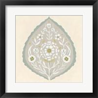 Floralia I Framed Print