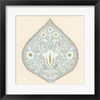 Floralia II Framed Print