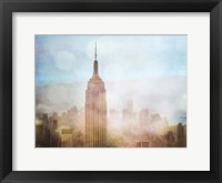 Empire Mom Framed Print