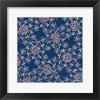Tie Dyed 2 Framed Print