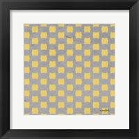Lattice 1 Framed Print