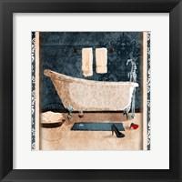 Relaxation Framed Print