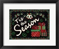 Tis the Season Framed Print