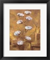 Aurulent Age I Framed Print