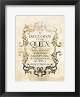 Glitz Bath 06 Framed Print