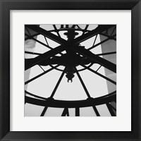 Tick Tock Framed Print