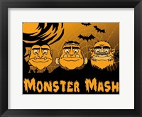 Framed Monster Mash