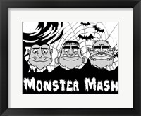 Framed Monster Mash 2