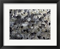 Framed Gray Minerals 1