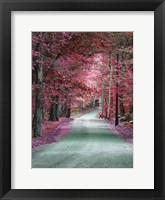 Hudson Byway 3 Framed Print