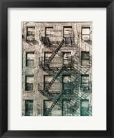 City Escapes 2 Framed Print