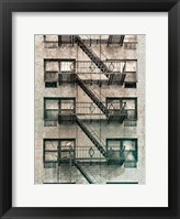 City Escapes 3 Framed Print
