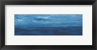 Infinite Ocean 2 Framed Print