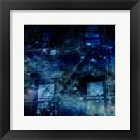 Nostrand Avenue Blues Framed Print
