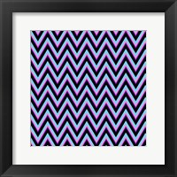 Chevron 2 Framed Print