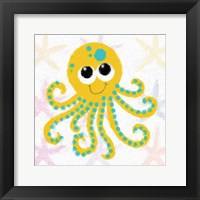 Octopuss Framed Print