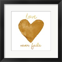 Love 1 Framed Print