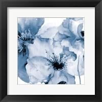 Framed Flowing Flowers 2