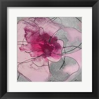 Flower Bomb 1 Framed Print