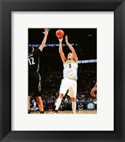 Framed Danilo Gallinari 2015-16 Action