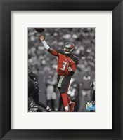 Framed Jameis Winston 2015 Spotlight Action