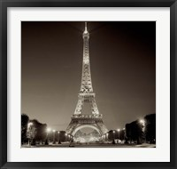 Tour Eiffel I Framed Print
