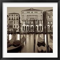 Venezia I Framed Print