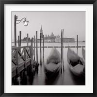 Venezia II Framed Print
