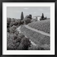 Tuscany V Framed Print