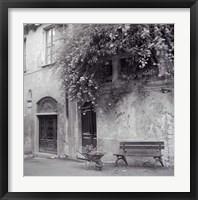 Liguria I Framed Print